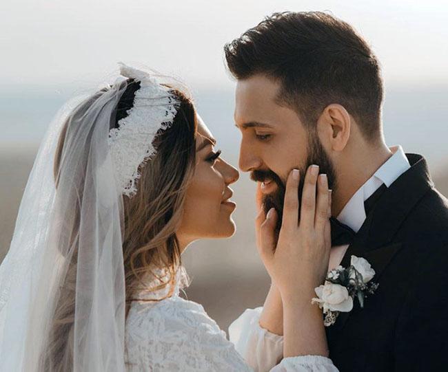 M. Afshani's Wedding Photo shooting