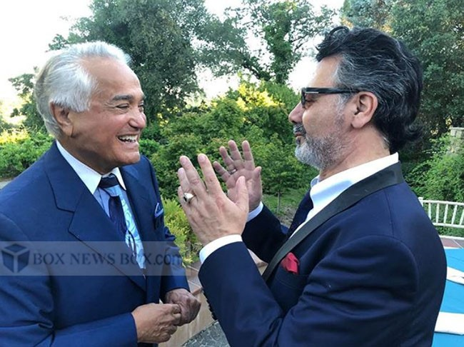 80th Birthday Party Celebration of A  Rohani in USA | news