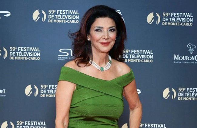 Shohreh Aghdashloo at Opening Ceremony – 59th Monte Carlo TV Festival