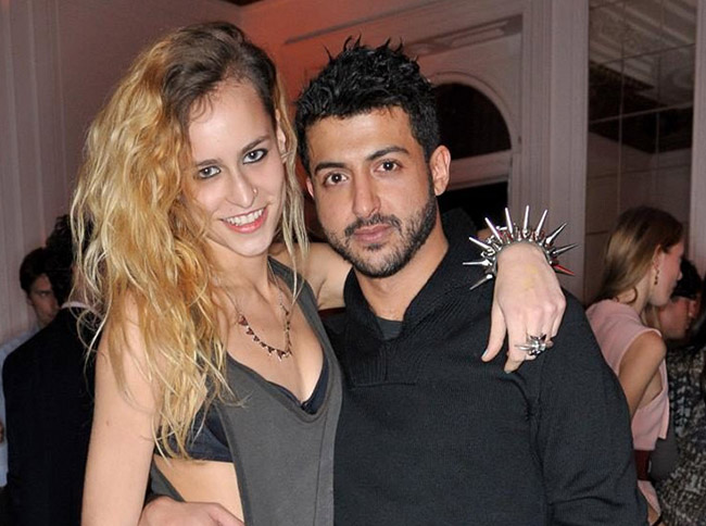 Shaikh Khalid Bin Sultan 39-year-old fashion designer, son of