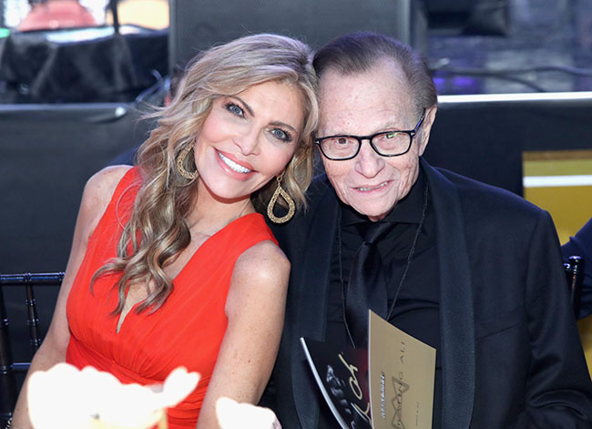 Larry King files for divorce from Shawn King after almost 22 year