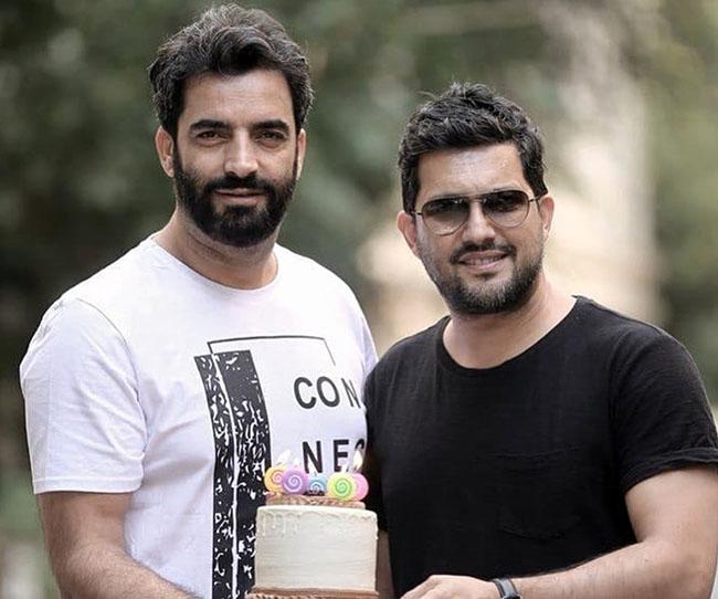 Actors celebrate M. Hadi Birthday
