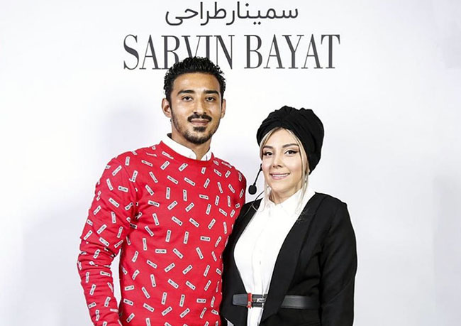 Sarvin Bayat's Interior Design Workshop in the capital
