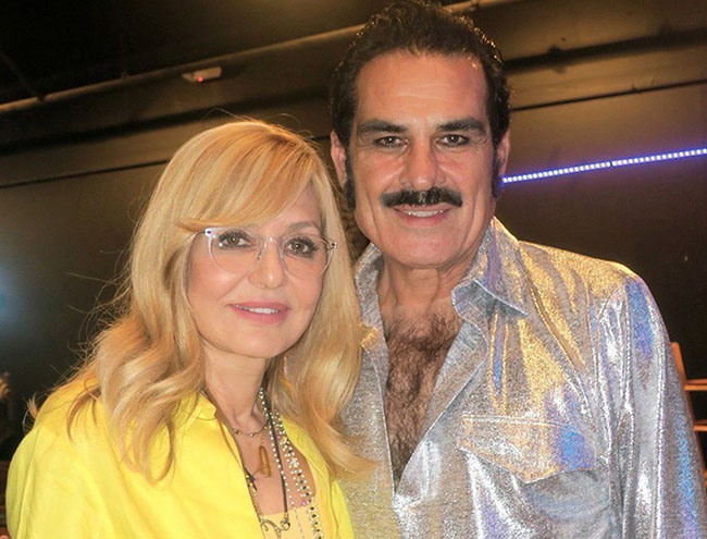 Googoosh attends a Theater in Los Angeles