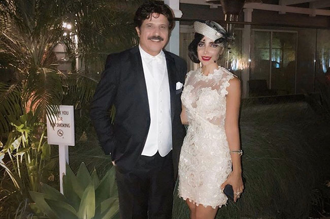 Bijan Mortazavi Getting Married with a 36 years old