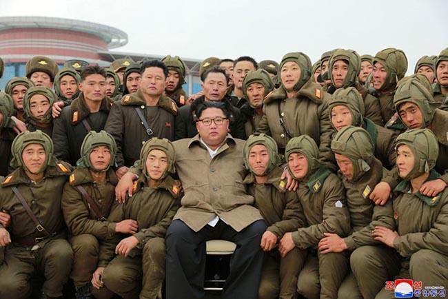 Kim Jong Un Visiting tourist places