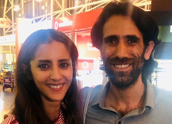 Behrouz Boochani Arrived in New Zealand