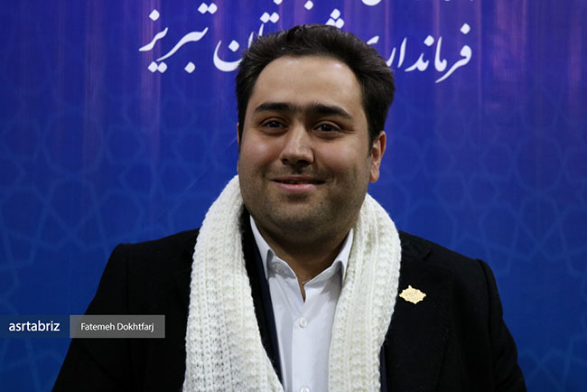 Hassan Rouhani' Son in Law