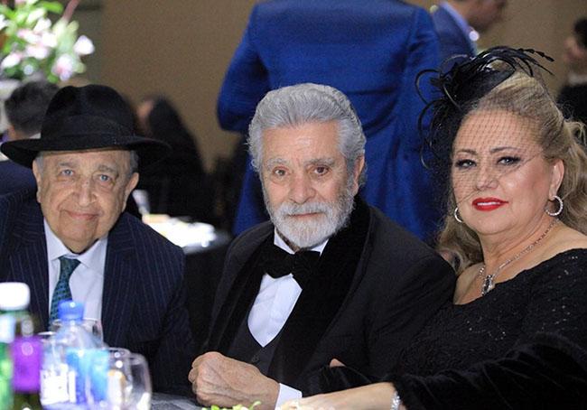 Behrouz Vossoughi in Cyrus International Film Festival