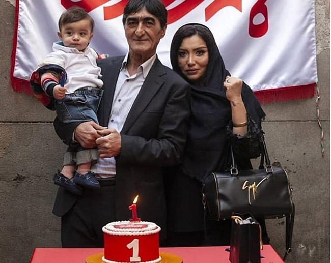 N. Mohammadkhani' Son birthday