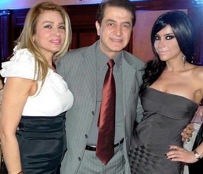 Hamid Shabkhiz' Family in the U.S
