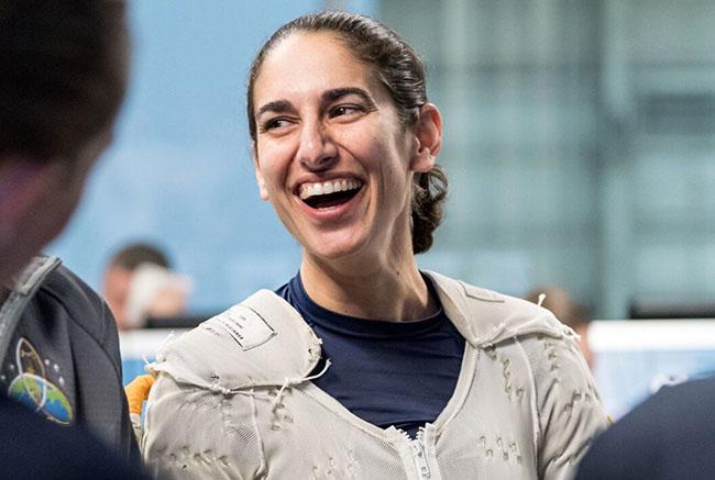 Jasmin Moghbeli astronaut candidate Jasmin Moghbeli
