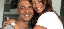 The former football player Ruud Gullit' s wife