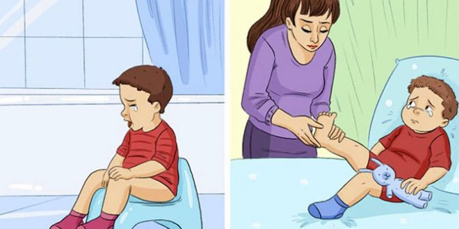Pressure Points to Help Calm a Baby Down and Relieve Discomfort