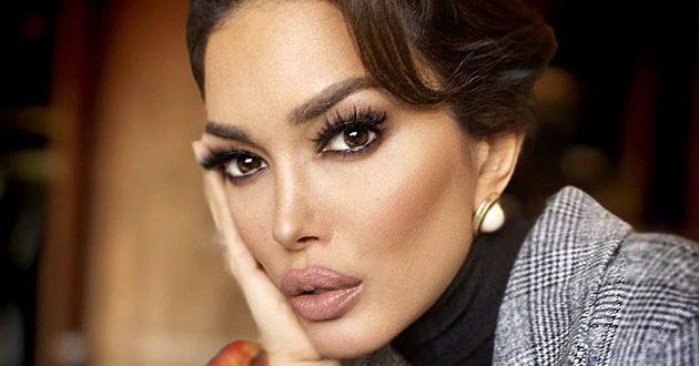 "New Photoshooting of the Model ""Sahar Biniaz"""